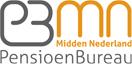 Logo van PensioenBureau Midden Nederland