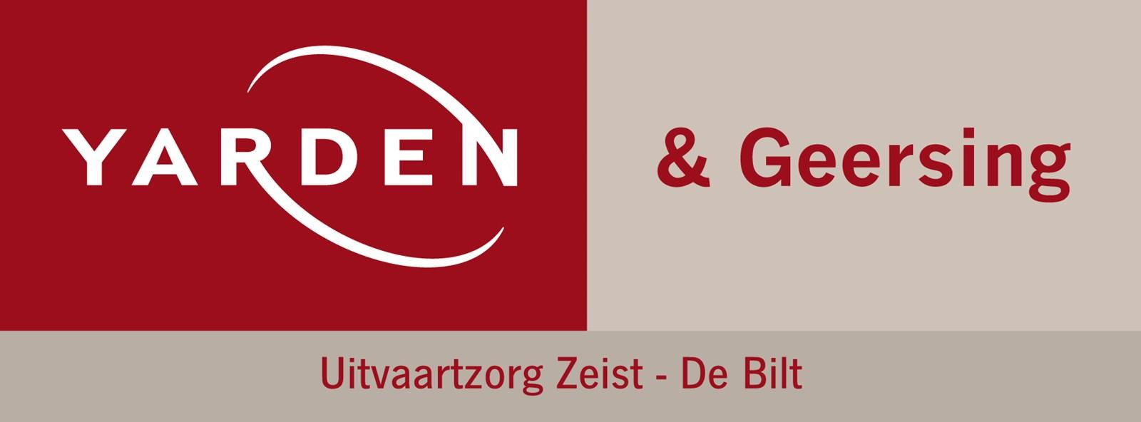 Logo van Yarden & Geersing Uitvaartzorg Zeist-De Bilt