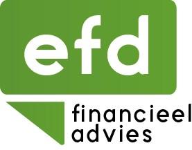 Logo van EFD financieel advies