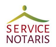Logo van Service Notaris - Dutch Caribbean