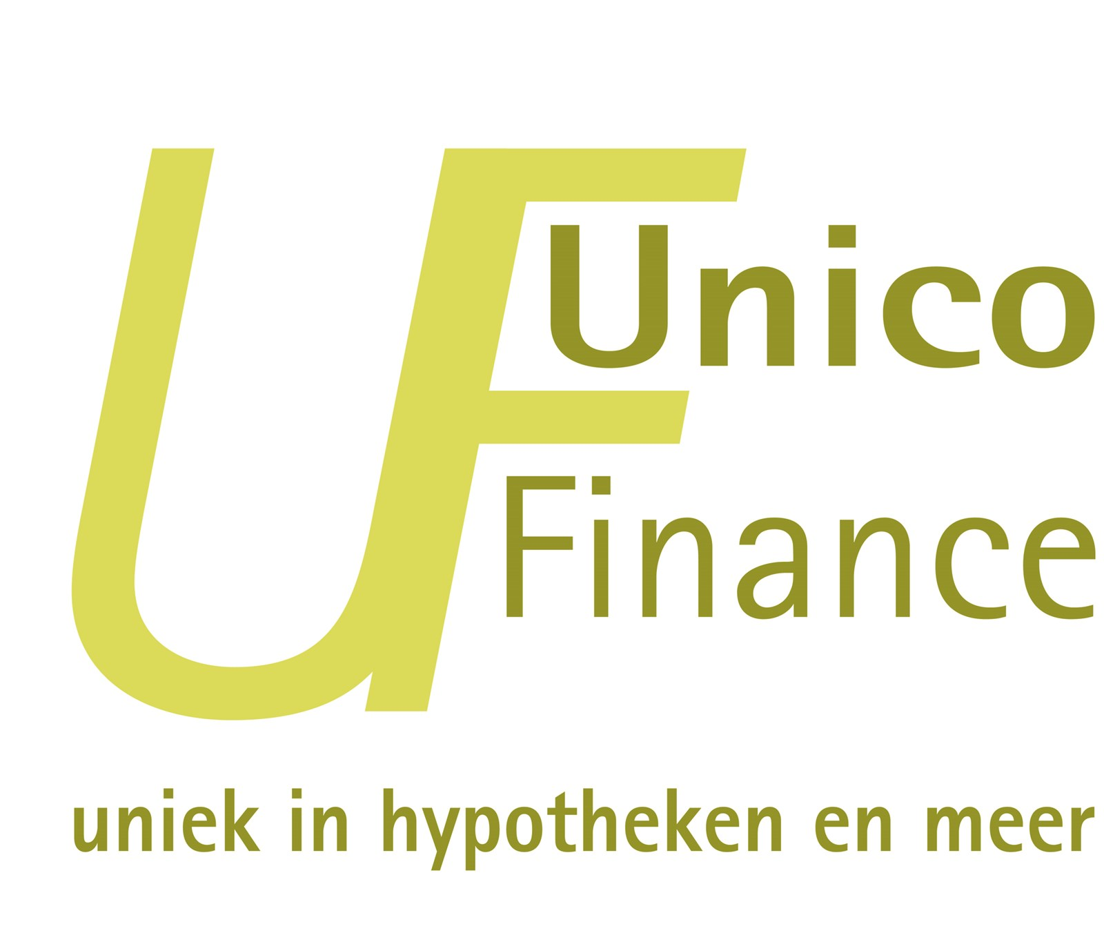 Logo van Unico Finance