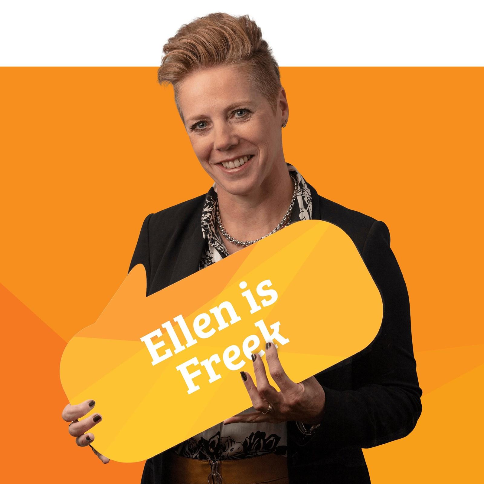 Foto van Ellen van Meijeren