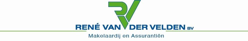 Logo van Rene van der Velden Makelaardij en Assurantiën