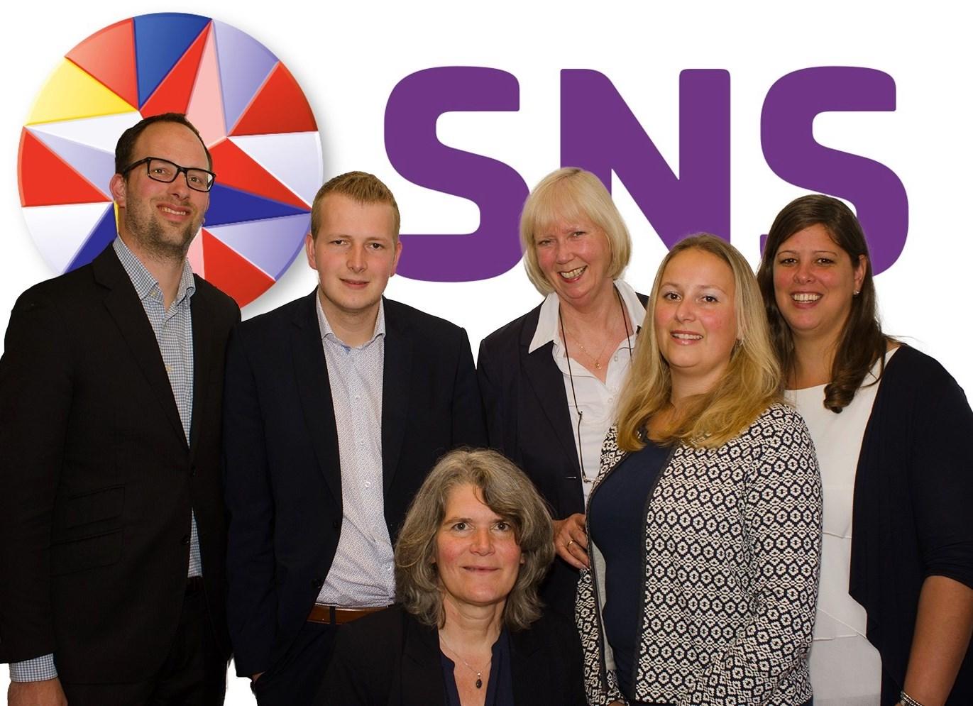 Logo van SNS Schoonhoven