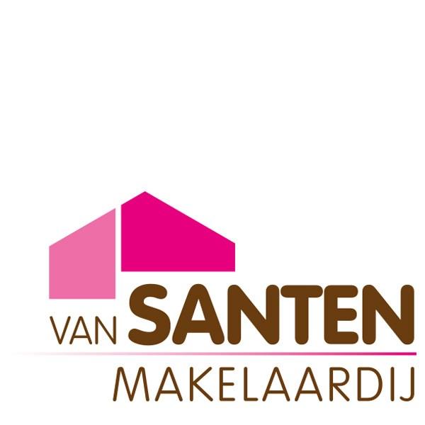 Logo van van Santen Makelaardij
