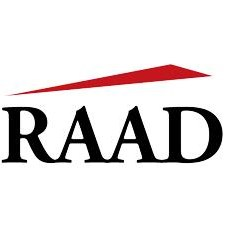 Logo van RAAD Hilversum