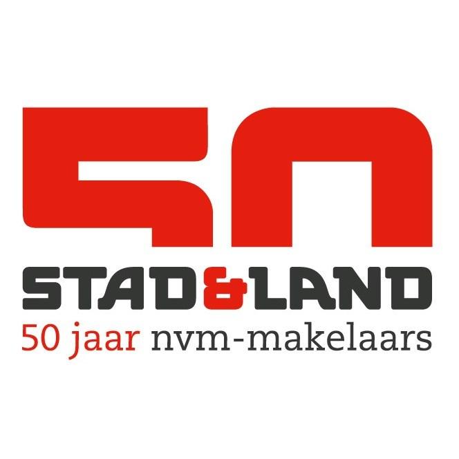 Logo van Stad & Land NVM Makelaars