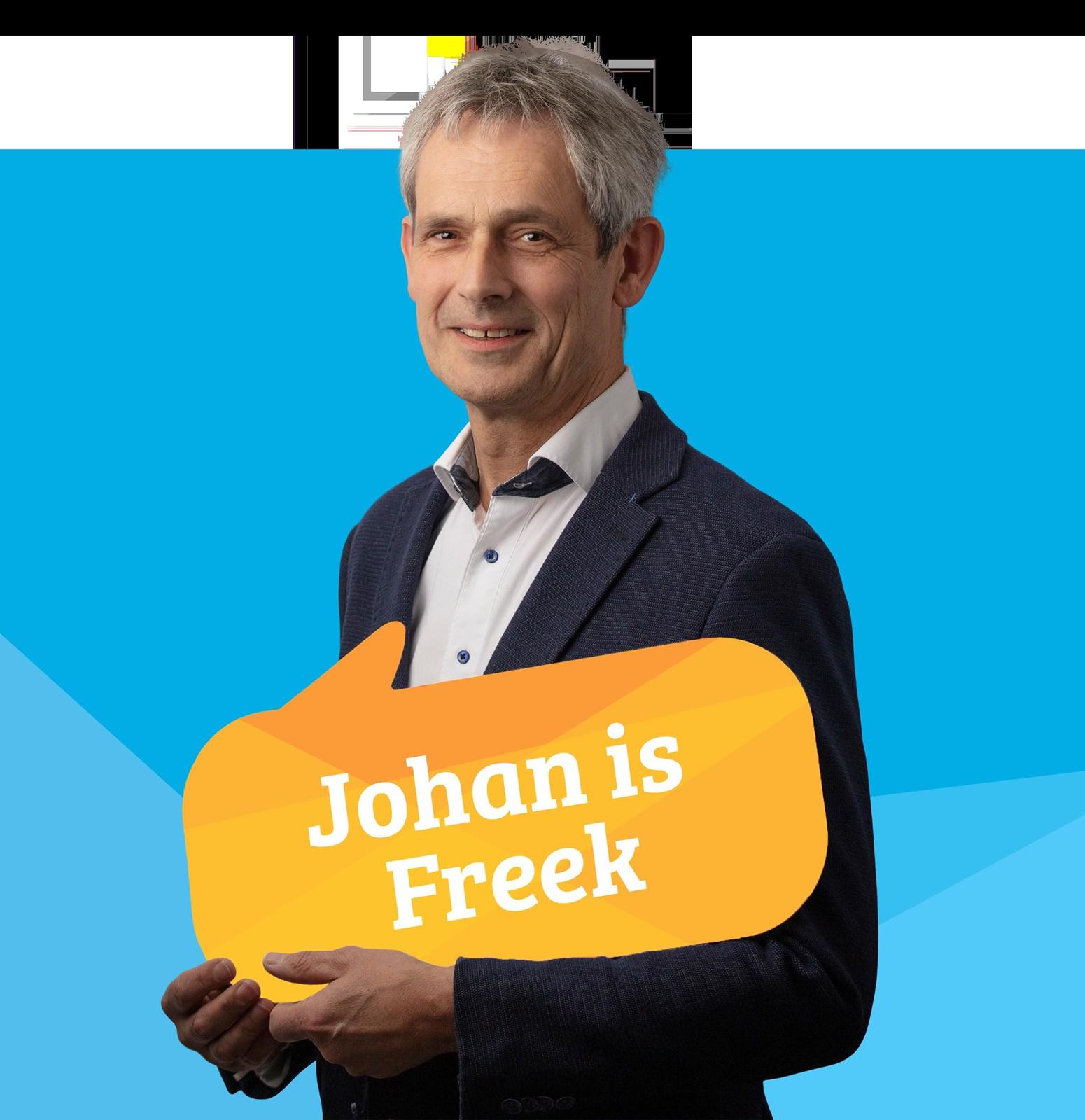 Logo van Freek hypotheek in IJsselstein