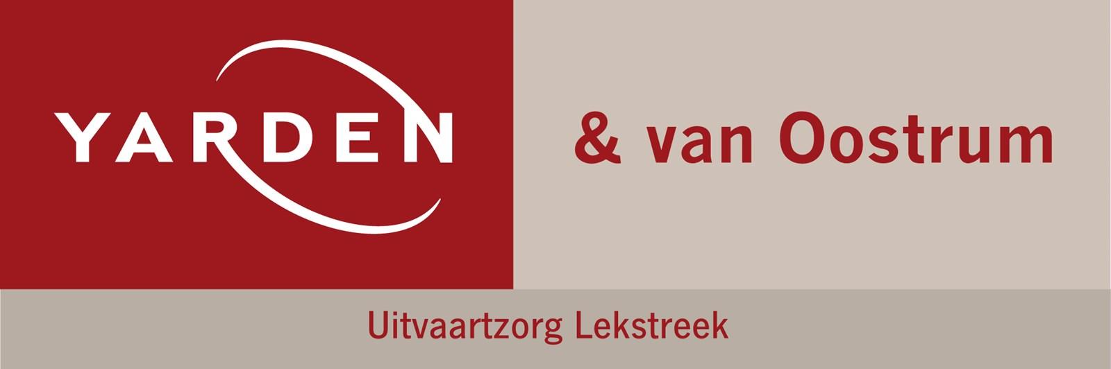 Logo van Yarden & van Oostrum Uitvaartzorg Lekstreek