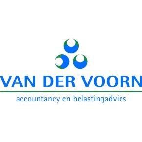 Logo van Van der Voorn Accountants-en belastingadvies