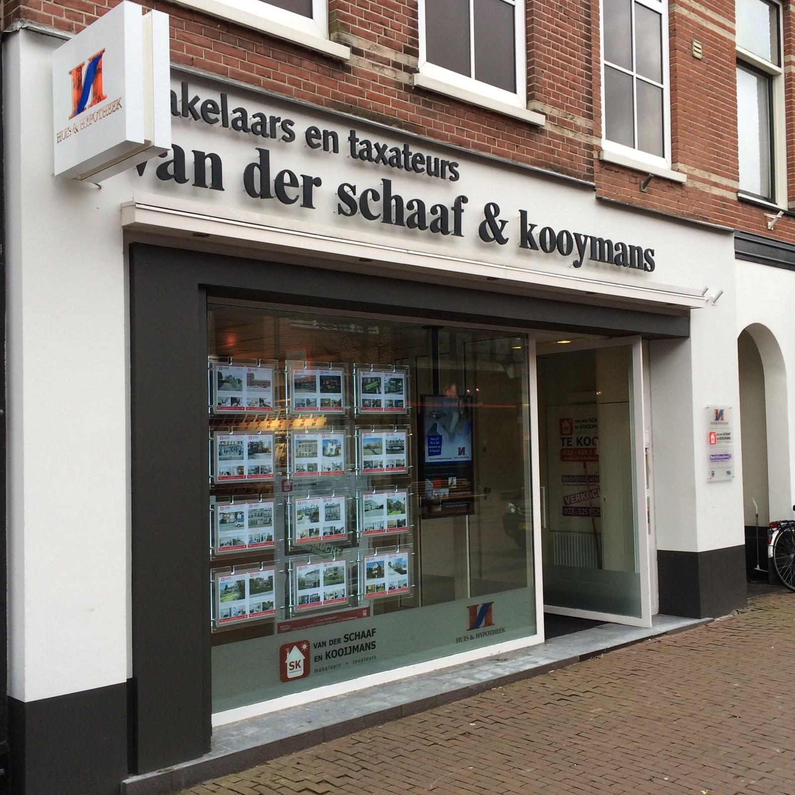 Foto van Van der Schaaf & Kooijmans makelaars BV