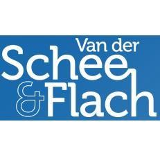 Logo van Van der Schee & Flach, NVM Makelaars