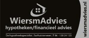Logo van WiersmAdvies
