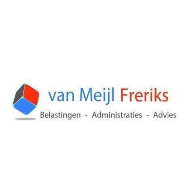 Logo van Van Meijl Freriks