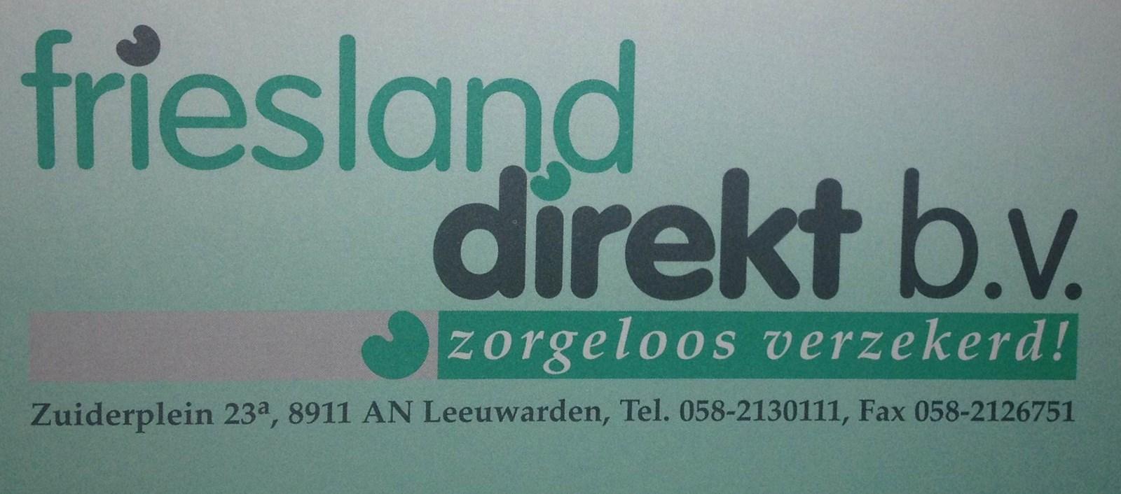 Afbeelding van Friesland Direkt B.V.