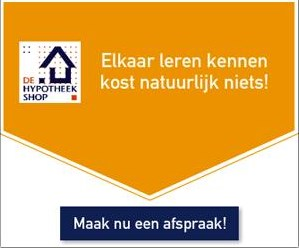 Logo van De Hypotheekshop in Ede