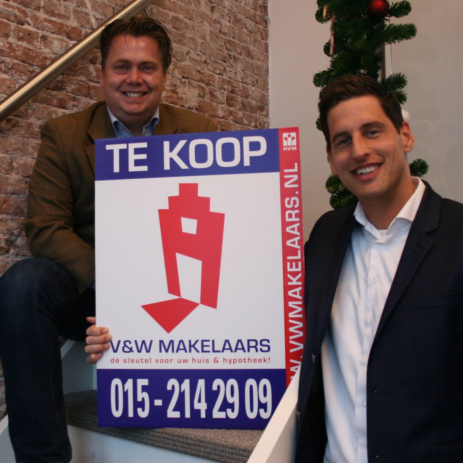Foto van V&W Makelaars Delft