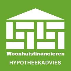 Logo van Woonhuis Financieren en Makelaar Amsterdam