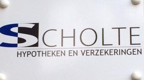 Logo van Scholte Hypotheken