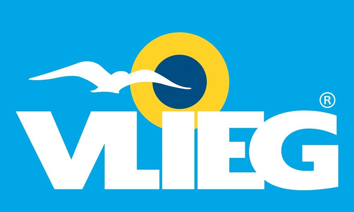 Logo van VLIEG Makelaars Lelystad