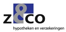 Logo van Z&Co hypotheken en verzekeringen