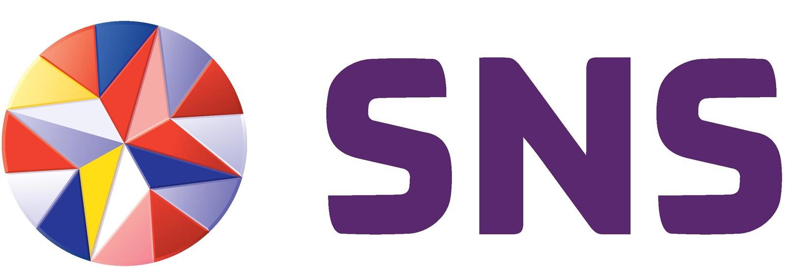 Logo van SNS Enschede Zuid