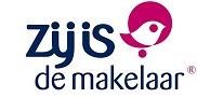 Logo van Zij is de makelaar
