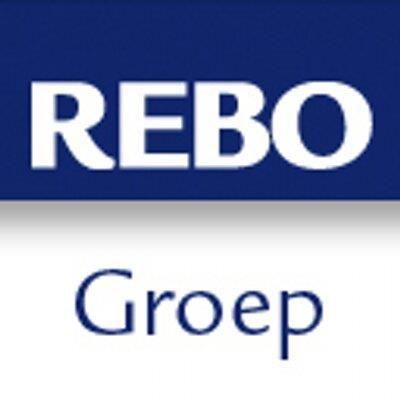 Logo van REBO Bedrijfsmakelaars