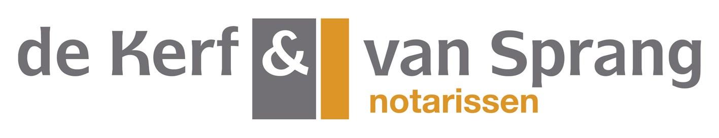 Logo van De Kerf & Van Sprang Notarissen