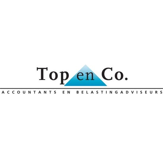 Logo van Top & Co. Accountants en Belastingadviseurs