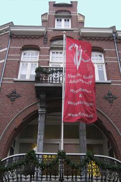 Logo van Van der Kolm Adviesgroep VOF