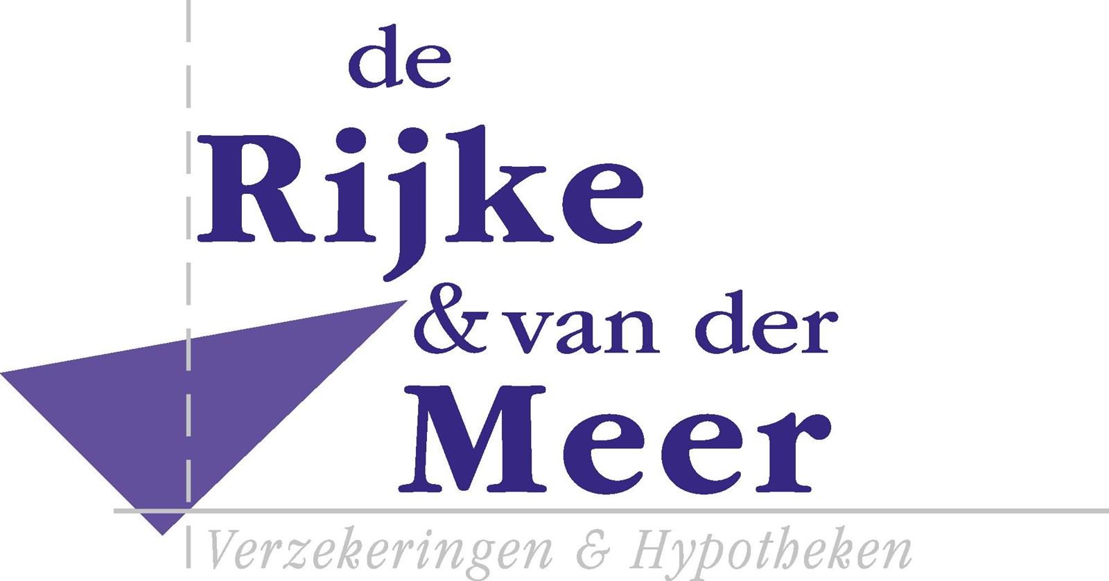 Logo van De Rijke & Van der Meer Verzekeringen