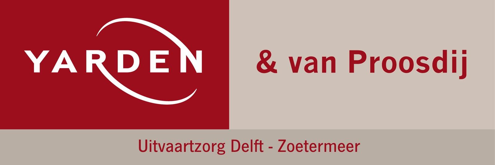 Logo van Yarden & van Proosdij Uitvaartzorg Delft
