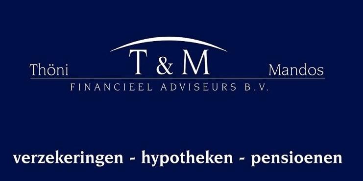 Logo van Thöni & Mandos Financieel Adviseurs B.V.
