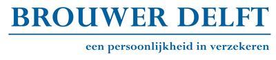Logo van Brouwer Delft