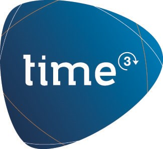 Logo van Time³ Office