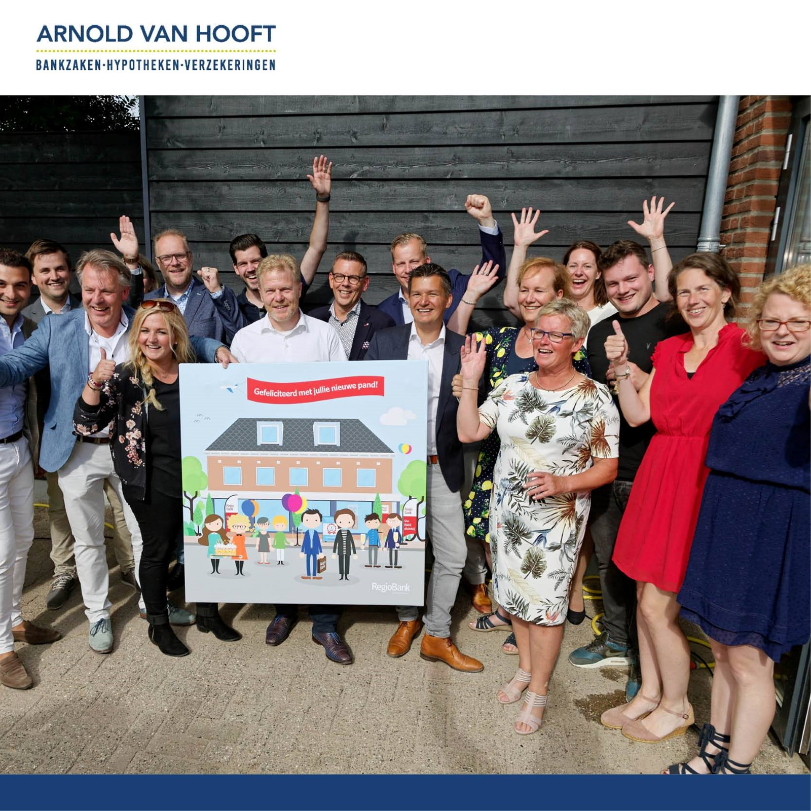 Foto van Arnold van Hooft Hypotheken en Verzekeringen