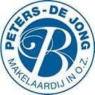 Logo van Peters - de Jong Makelaardij in