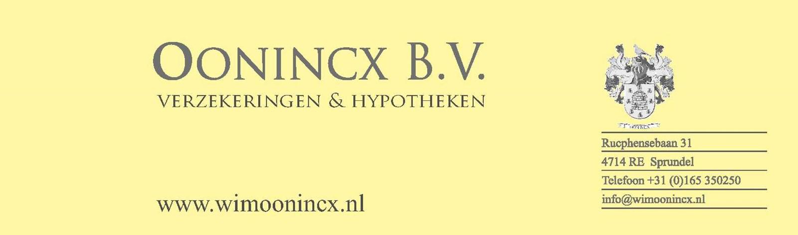 Logo van Wim Oonincx Financieel Advies