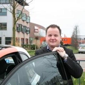 Foto van R.W.P. van der Zijl