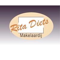 Logo van Rita Diets Makelaardij