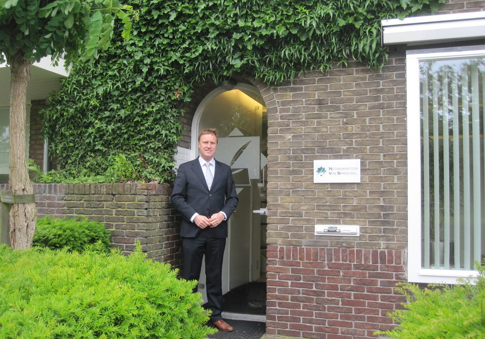 Foto van Notariskantoor Van Spreeuwel