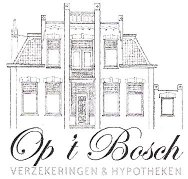 Logo van op 't Bosch Verzekeringen en Hypotheken