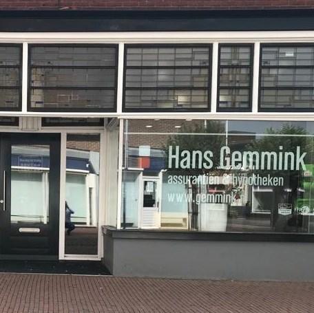 Foto van Hans Gemmink assurantiën & hypotheken