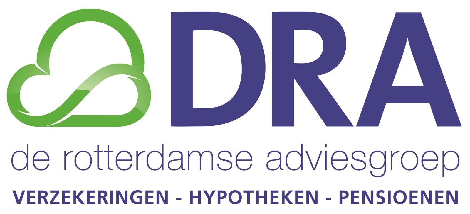 Logo van De Rotterdamse Adviesgroep (DRA)