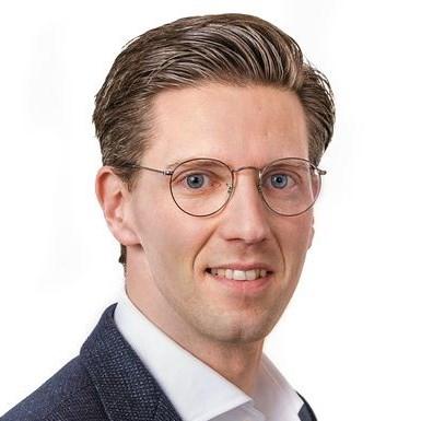 Foto van Ivo van der Zijl