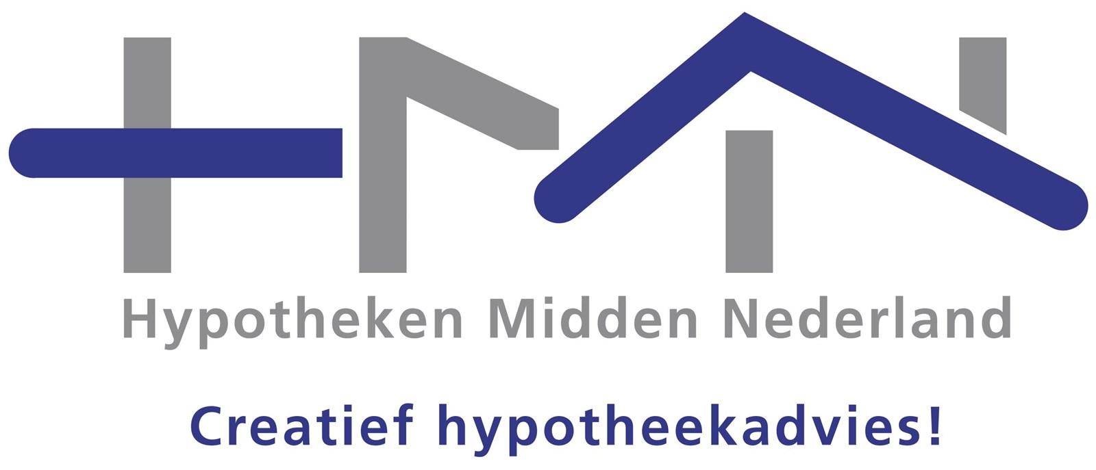 Logo van Hypotheken Midden Nederland