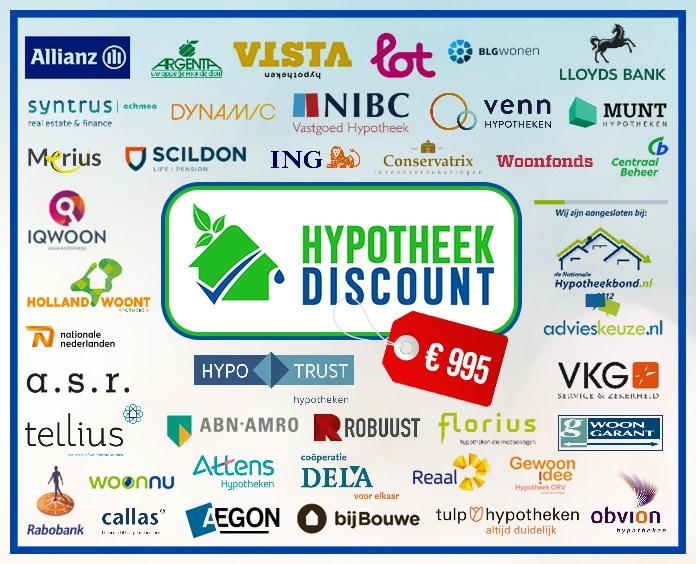 Afbeelding van Hypotheek Discount