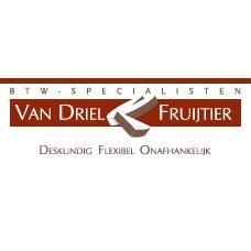 Logo van Van Driel Fruijtier BTW-specialisten