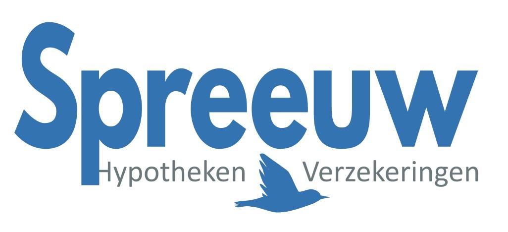 Logo van Spreeuw Hypotheken en verzeker
